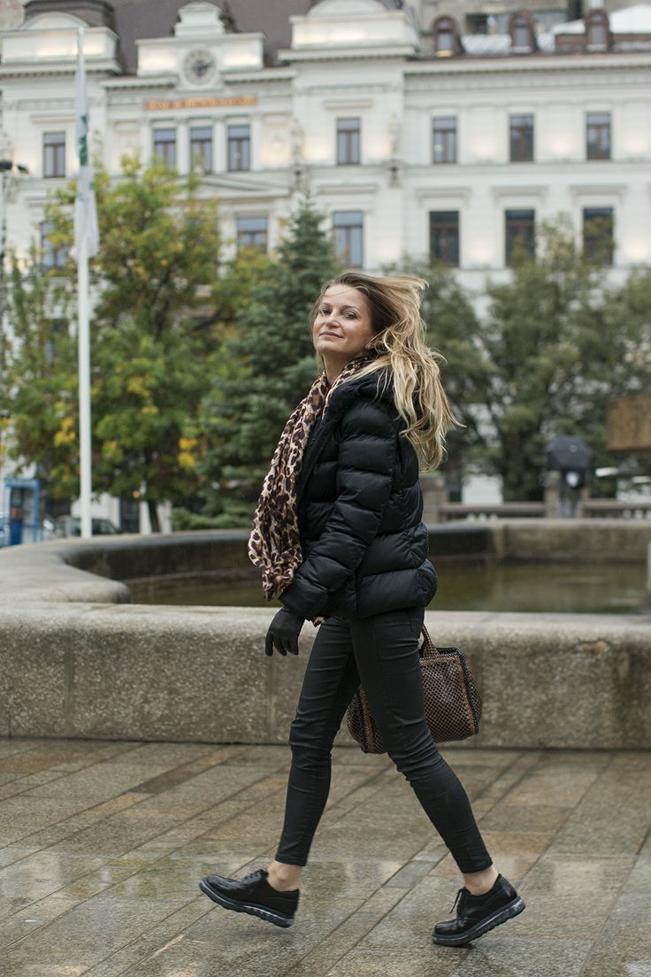 Street Style Welcomes Autumn with Style