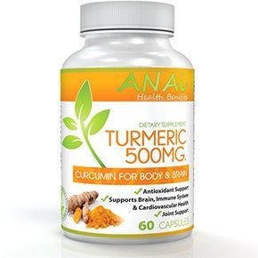 Have you been looking for a supplement that relieves joint pain & is a natural anti-inflammatory and pain killer? Get Your Free Report And Your 20% DISCOUNT Coupon Here: www.anaiinternational.com $19.97 Turmeric Curcumin Capsules 95% Curcuminoids 60 Count 500mg Botanical Supplement - Helps Relieve Joint Pain - The Best Natural Anti-inflammatory - Strong Antioxidants to Keep You Healthy http://www.amazon.com/dp/B015RLRDTM/ref=cm_sw_r_pi_dp_5Vupwb1A5RPBA