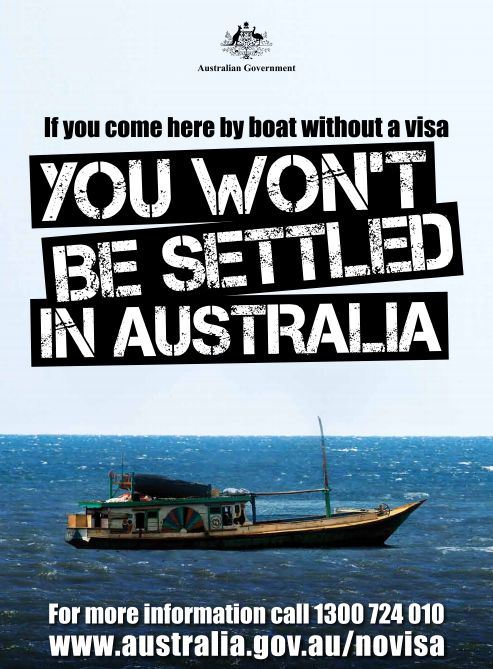 We would like your opinion on Australian asylum seekers on Facebook Link: http://on.fb.me/ThxQ3X
