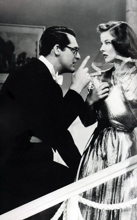 Bringing Up Baby 1938. David Huxley (Cary Grant): Now it isn't that I don't like you, Susan, because, after all, in moments of quiet, I'm strangely drawn toward you, but - well, there haven't been any quiet moments.