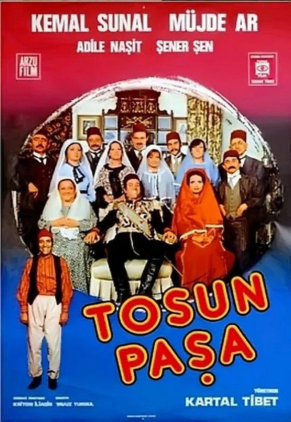 Tosun Paşa filmini resterasyonlu versiyonuyla 720p kalitesinde online izleyebilirsiniz.