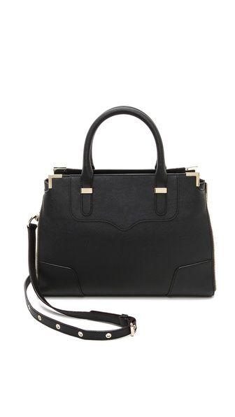Rebecca Minkoff Amorous Satchel. My next handbag will be a Rebecca Minkoff!