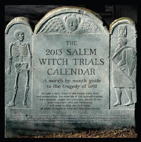 The salem witchcraft scare in 1692