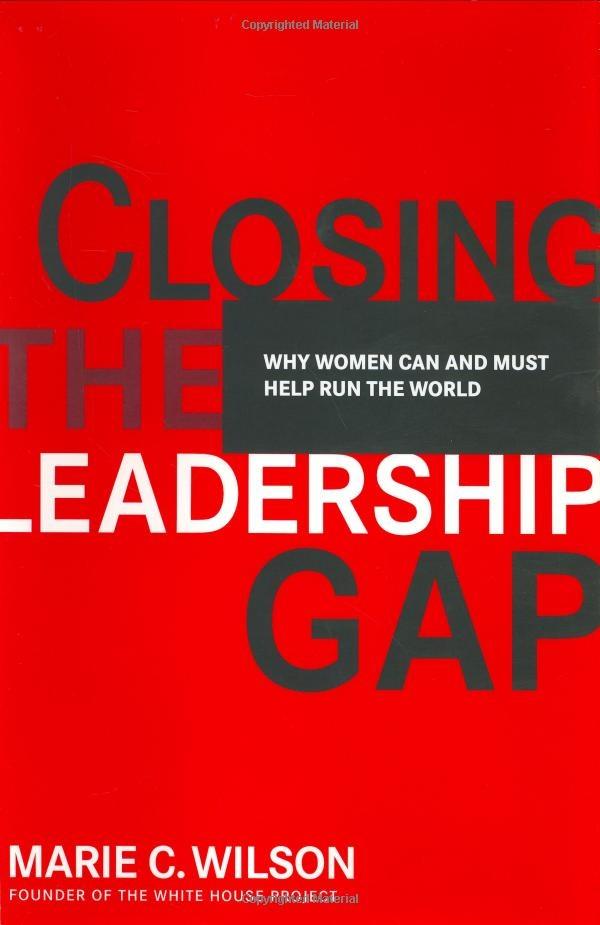 More female leadership books