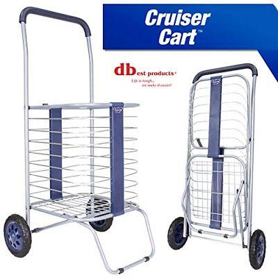 Sponsored Ebay Cruiser Cart Shopping Cart Grocery Rolling