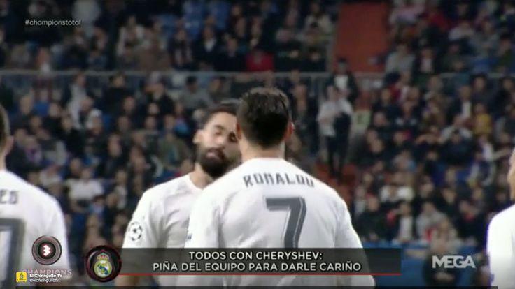 Ordern till Ronaldo – i Malmö-krossen | Champions League | Internationellt | Fotboll | Sportbladet | Aftonbladet