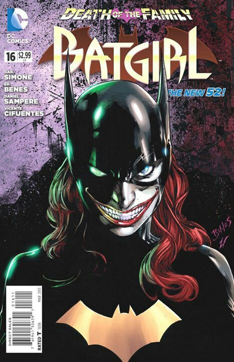 24 best batman death of the family images on pinterest comics batgirl death of the family fandeluxe Images