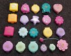HUGE VINTAGE  POLLY POCKET BLUEBIRD LOT- 21 COMPACTS- CHRISTMAS
