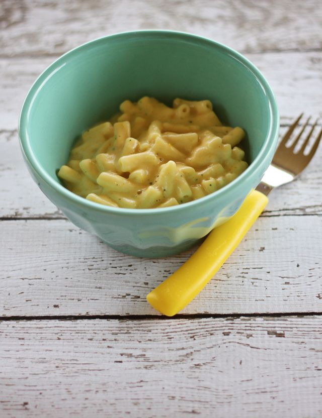 Delicious dinner: Sneaky macaroni cheese - Comfort food for winter!