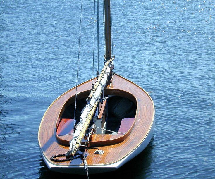 sailboat wooden | Wooden Sailboat 2 Photograph by Gary Adkins - Wooden Sailboat 2 Fine ...