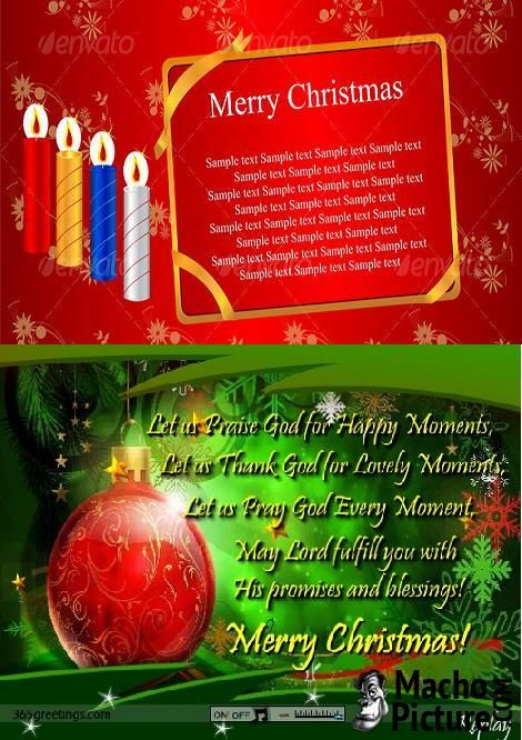 264 best Christmas Greetings images on Pinterest Natal - christmas cards sample