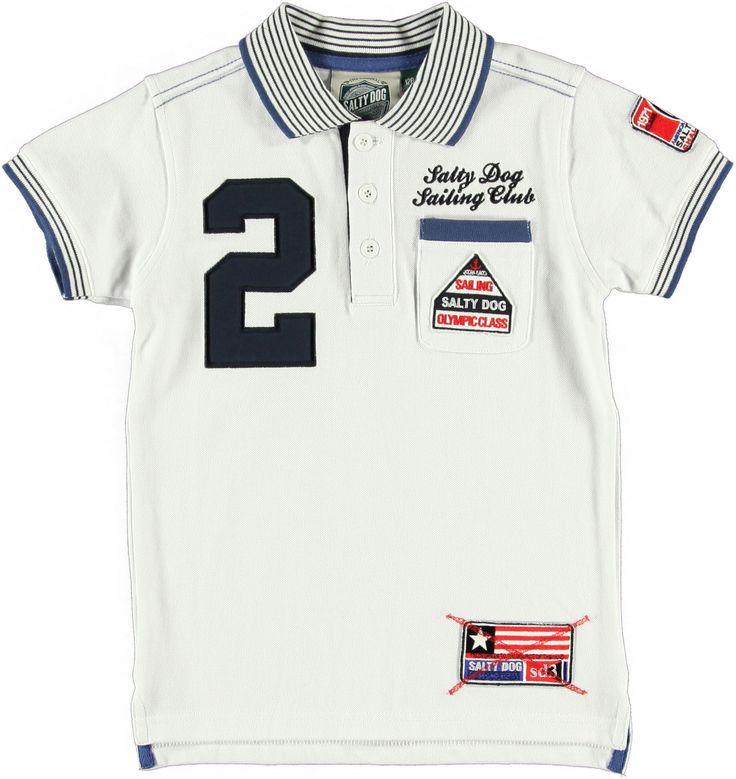 Polo de niño. Encuéntra muchas más camisetas en http://monsterskids.com/53-ropa-nino-camisetas #camisetas #ropa #ninos #moda