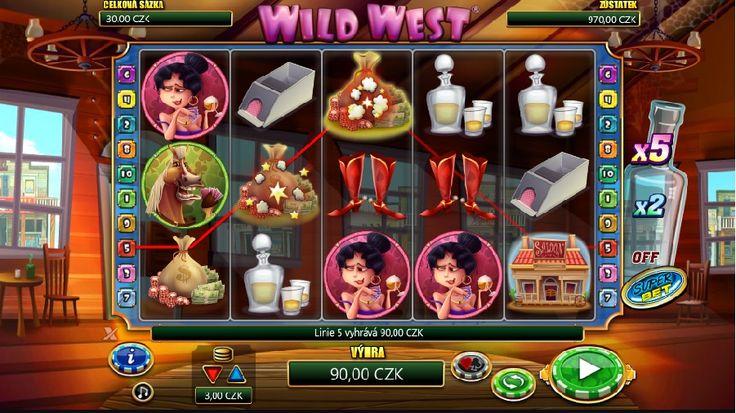 Drsní kovboji, pekné dievčatá, karty, whiskey a veľa, veľa peňazí, to všetko nájdete na výhernom automate Wild West. http://www.hracie-automaty.com/hry/vyherne-automaty-wild-west #HracieAutomaty #VyherneAutomaty #WildWest #Vyhra #Hry