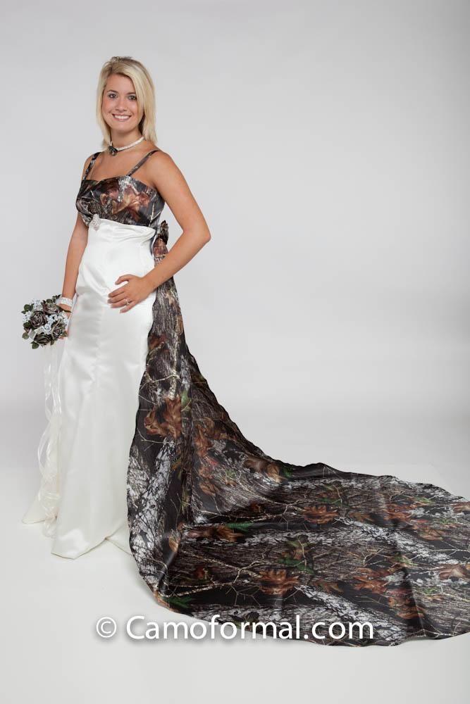 Amazing Prices of Camo Wedding Dresses Snow Camo Dress