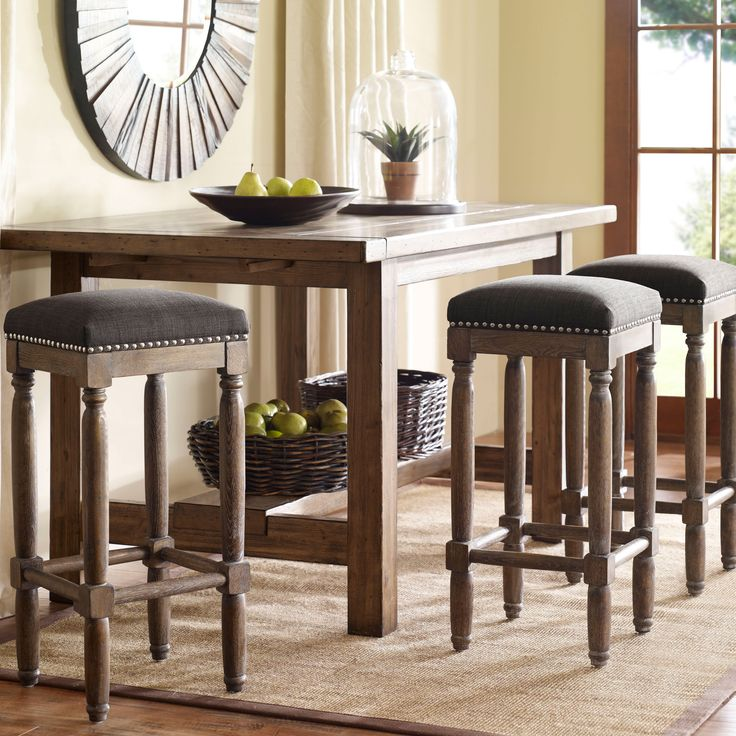 renate linen counter stools set of overstock shopping great deals on bar stools