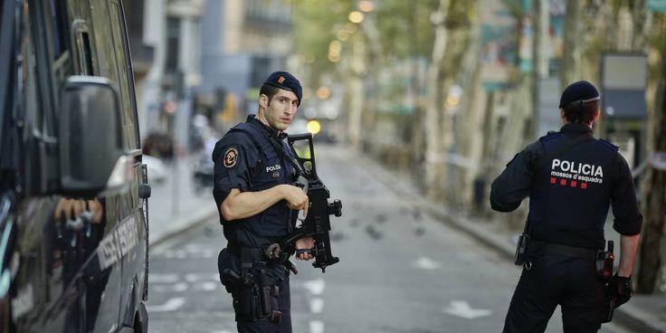 Francia: Autoridades identificaron autores de ataque en Cambrils