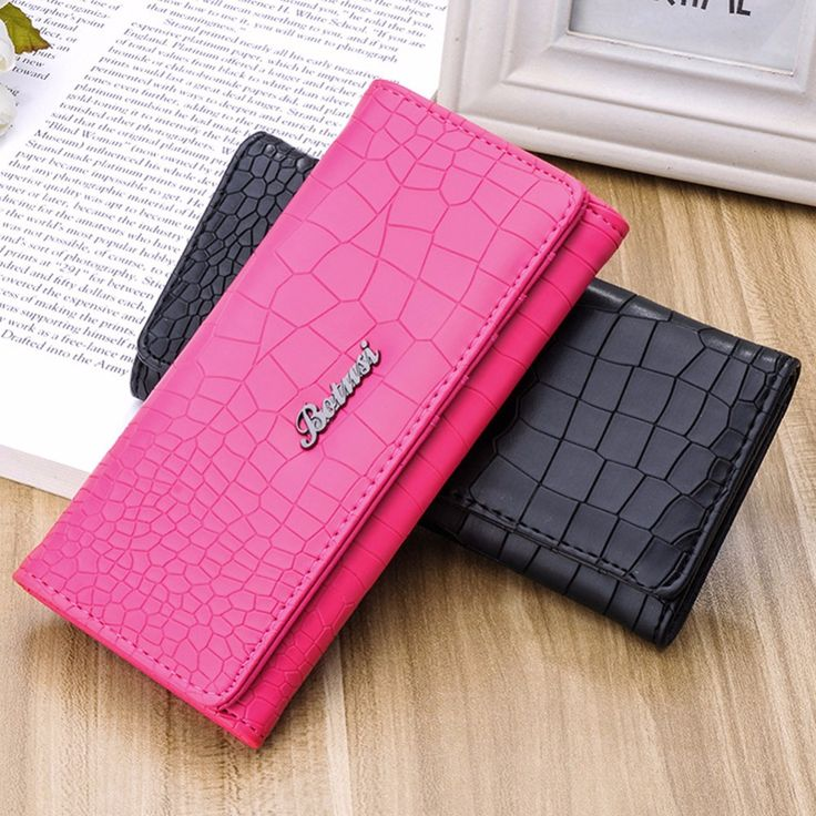 2017 Fashion Ladies Brand Handy Long Wallet Women Luxury Leather Credit Card Holder Money Wallets and Purse for Female Party #womenwallets #wallets #clutches #womenclutches