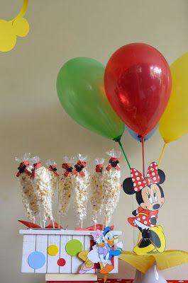 salvavidas: Detalles la Casa de Mickey Mouse