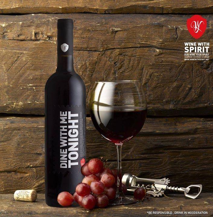 Este é um vinho com uma cor tinto carregado, tem um aroma bastante frutado perfeito para momentos de enorme prazer. *** This is a wine with a strong red color, has a fruity bouquet, perfect for moments of thundering passion Our Wine, Your Spirit www.store.winewithspirit.net #WineWithSpirit #DineWithMeTonight #vinho #portugal