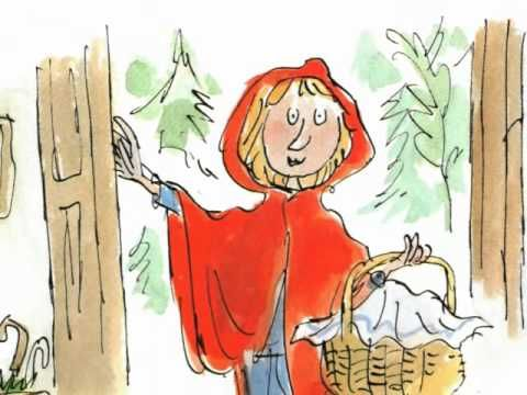 LITTLE RED RIDING HOOD from Revolting Rhymes by Roald Dahl