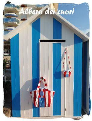 Cabina da spiaggia