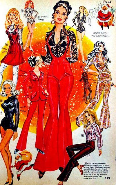 Fredericks of Hollywood 1971