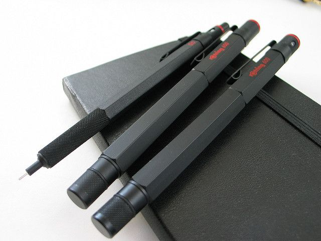 Rotring 600 | Rotring 600 mechanical pencil, Rotring 600 rol… | Flickr