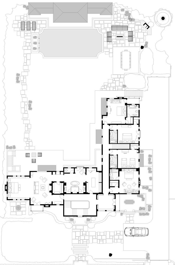 69 best plans images on pinterest architecture house floor