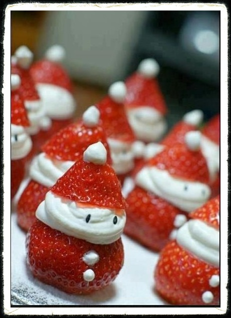 Boss Festive Strawberry Santas