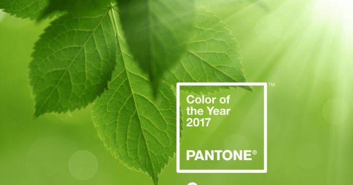 In uno dei primi articoli del mio blog, non si può non parlare del colore dell'anno 2017: il GREENERY! Parola di PANTONE!  Possiamo trova...