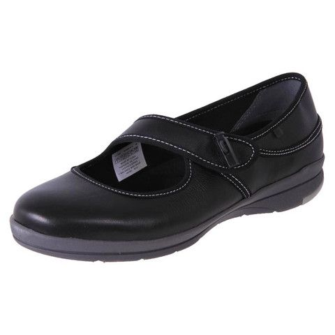 Rockport RocSport Lite Womens Comfort Sneakers Toggle Maryjane Black | The  Shoe Link