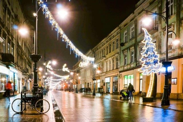 fot. Natalia Pawlak #street #christmaslights
