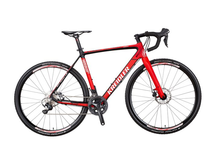 Kreidler Cross Carbon 28″ Team Edition Shimano Ultegra 2×11 / Disc – rower teambike