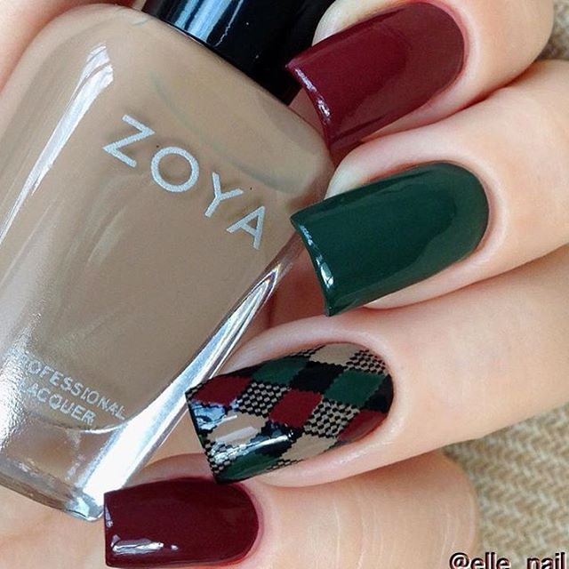 151 best Nails: Fall Themed Nail Art images on Pinterest ...