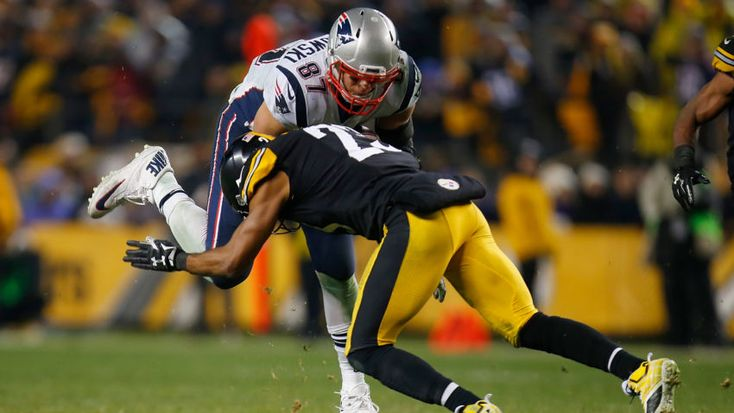 Morning sports update: Steelers safety guarantees win over Patriots in possible AFC Championship matchup - Boston.com