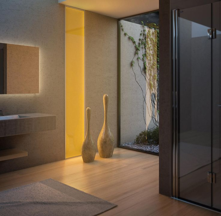 DLIGHT FOR BATHROOMS AND LIVING SPACES - General lighting from Duscholux AG   Architonic