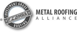 The Metal Roofing Alliance was formed in 1998 by a group of metal roofing manufacturers with the main goal of educating consumers about the benefits of metal roofing. Members include metal roofing suppliers, contractors and distributors, paint corporations, trade magazines, and other construction related corporations.