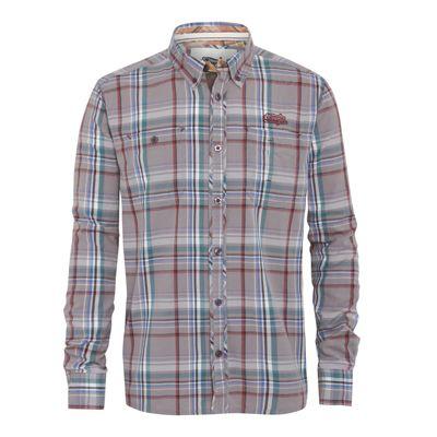 Taylor Long Sleeve Check Shirt