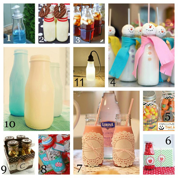 11 Ways to Repurpose Starbucks frappuccino bottles