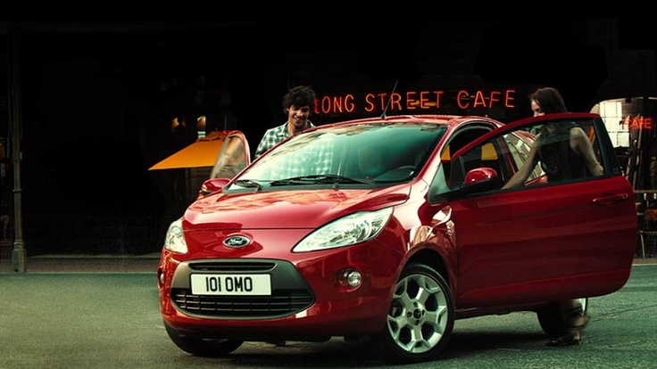 Ka com kinetic design | Ford Portugal