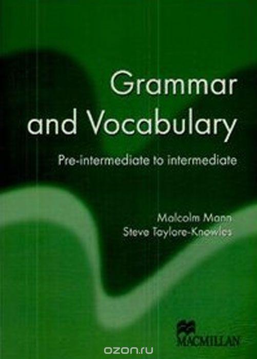 Скачать ответы к учебнику macmillan grammar and vocabulary