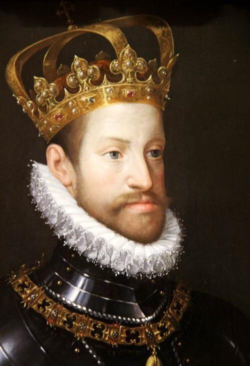 El Rey Felipe II, España.