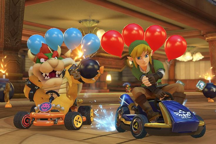 Mario Kart 8's Smart Steering allowed a child who suffered a stroke to finally play