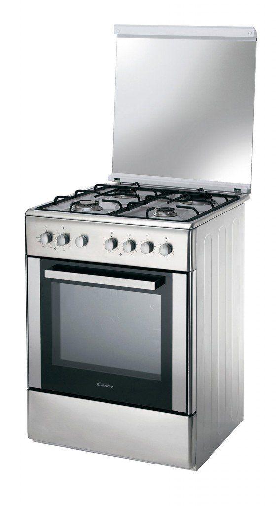 Cucina CP 98 SEA HA S di Hotpoint-Ariston ha 5 bruciatori gas ...