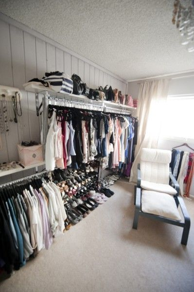 My 'Walk-In' Closet Room - Fab You Bliss Lifestyle Blog
