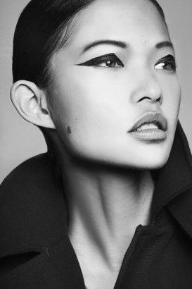 Creative and avant-garde eyeliner ideas