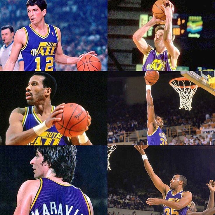 🎷🎷🎷 its voting day so let's do some Utah Jazz voting (part two) 🏀🏀🏀 Who is your all time favorite Jazz player? A - Stockton B - Hornacek C - Dantley D - Malone E - Maravich F - Griffith G - Write in name  #JazzNation  #UtahJazz #TakeNote #GoJazz