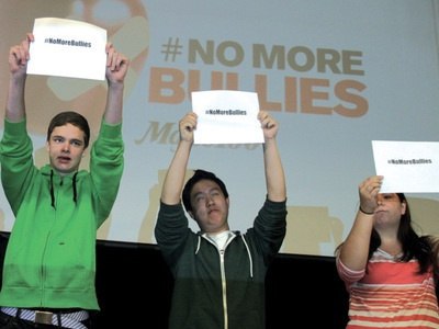 No More Bullies campaign kicks off season 2