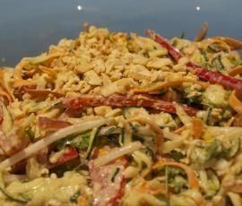 Recipe Raw Pad Thai by luel - Recipe of category Main dishes - vegetarian