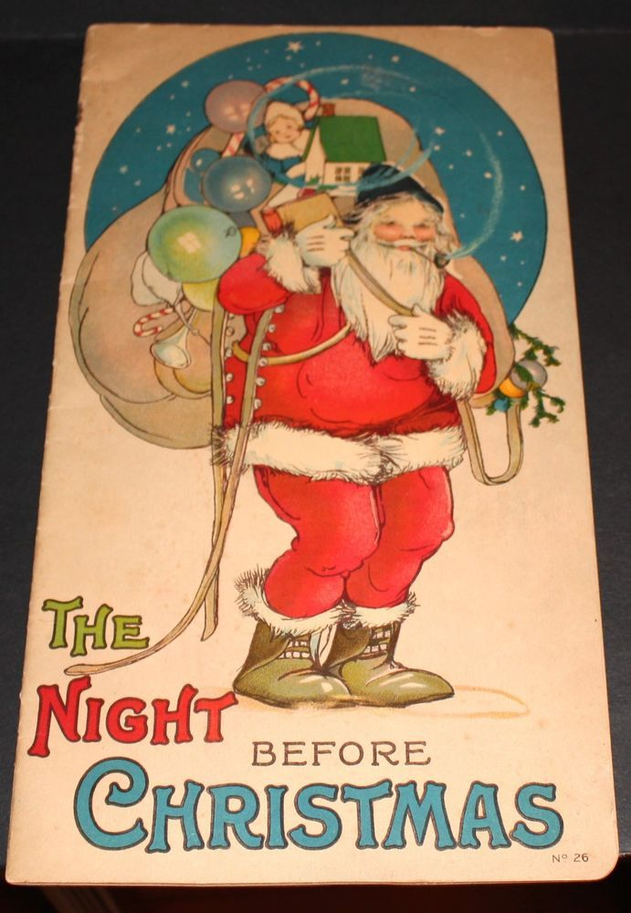 Images about collectibles night before christmas